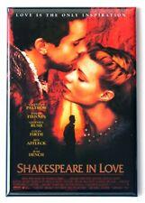 Shakespeare in Love Fridge Magnet movie poster