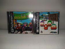 South Park Rally + South Park Ps1 - Very Rare Complete