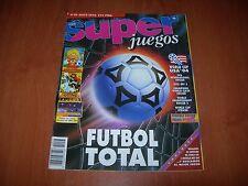 REVISTA LOS SUPER JUEGOS Nº25 (GRUPO Z 1994)