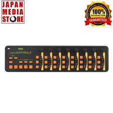 KORG USB MIDI NANO KONTROL2 ORGR Orange Green Limited Edition 100% Genuine