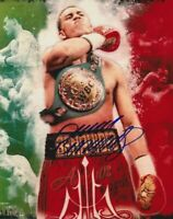 David Benavidez Autographed Signed 8x10 Photo REPRINT