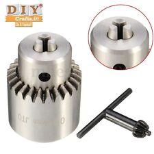 DIYcrafts®Mini 0.3-4mm Jt0 Drill Lathe Chuck Adaptor Taper RotaryTool Shaft Keyh