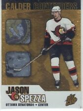 JASON SPEZZA OTTAWA SENATORS 2002-03 QUEST FOR THE CUP CALDER CONTENDERS #10