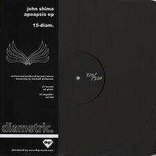 "John Shima-apoapsis PE (vinile 12"" - 2013-EU-original)"