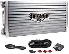 Boss Armor AR4000D 4000 Watt Mono Car Audio Class D Amplifier Amp + Bass Remote