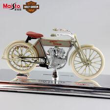 1:18 scale kid mini Harley motorcycle vintage 1909 TWIN 5D V-TWIN bike model toy