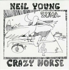 NEIL YOUNG ~ ZUMA - STUPID GIRL - CORTEZ THE KILLER - CD