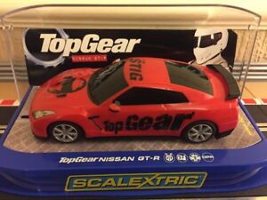 Scalextric Top Gear Nissan GT-R (C3070) Brand New Boxed  Very Rare Car