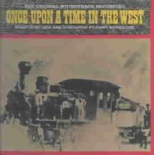 ENNIO MORRICONE - ONCE UPON A TIME IN THE WEST [ORIGINAL SOUNDTRACK] USED - VERY