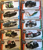 MATTEL – MATCHBOX – DIE-CAST CARS – 10 THE BEST & HOT MODELS GRAB YOUR FAVORITE!
