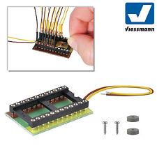Viessmann 6049 Steck-Verteilerleiste 12-polig für Beleuchtung ++ NEU & OVP ++