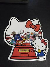 HELLO KITTY 40th Anniversary Stickers Limited Edition Set of 5 Limited Stickers
