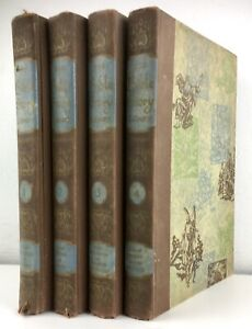 The Bible Story Library Set of 4 New York Educational Book Guild 1956 Vintage