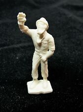 1960 Deluxe Reading X500 Rocket Launcher Toy Parts -  Crewman w/ Phone