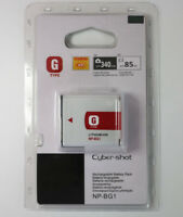 New NP-BG1 Li-Ion Battery for Sony Cyber Shot DSC-T100/20 N1/2 W30/300 camera