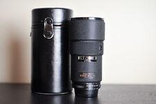 Nikon AF 180mm 2.8 Prime FX Portrait Lens!  - MINT!