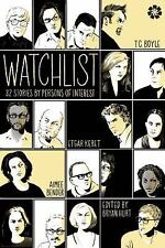 Watchlist : 32 Short Stories by Persons of Interest (2016, Paperback)