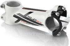 "XLC PRO SL 1 1/8"" LIGHTWEIGHT ROAD BIKE AHEAD STEM 31.8mm WHITE 130mm"