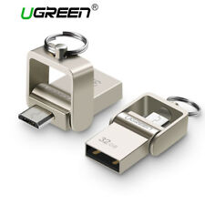 UGREEN 32GB OTG Micro USB Flash Drive Memory Stick Storage For Android Phone Tab