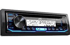 NEW JVC KD-R99MBS Marine Car CD Player Bluetooth iHeart Spotify Pandora USB AUX