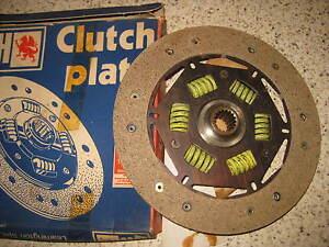 NEW CLUTCH DRIVE PLATE - FITS: FIAT 128 & COUPE - 1100cc & 1300cc (1969-82)
