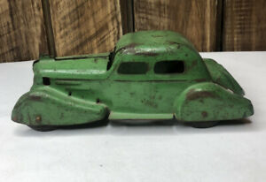 Antique Vintage 1930's  Pressed Steel Metal Toy Car Marx Wyandotte??