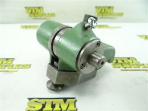 NICE! SOUTH BEND ADJUSTABLE LATHE CARRIAGE STOP #MCS-101FH