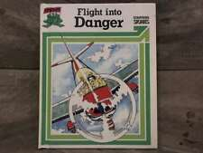 Flight into danger (Starters stories) by Riordan, James