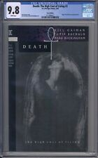 Death The High Cost of Living # 3 CGC 9.8 ERROR EDITION