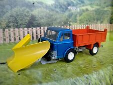 1/43 Dinky No.439 FORD D800 SNOW PLOUGH