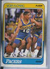 1988-89 Fleer #55 Vern Fleming Basketball Card Mint