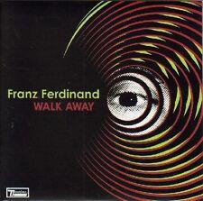 "Franz Ferdinand - Walk Away - Deleted UK 7"" NEW"