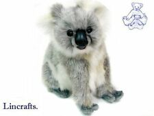 Koala Bear Plush Soft Toy by Hansa. Sold by Lincrafts. 3637.