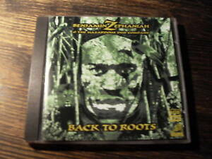 "BENJAMIN ZEPHANIAH "" back to roots ""     CD RARE !!!!!!"