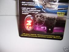 Red Pod Accent LED Neon Light Accent Lights NEW L15