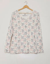 Celia Birtwell For Uniqlo Long Sleeve Top Size Small