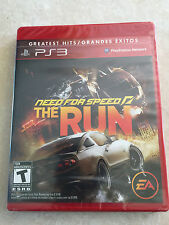 Need for Speed: The Run -- Greatest Hits (Sony PlayStation 3 PS3, 2011) PS3 NEW
