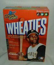 Michael Jordan Baseball Vintage Sports Cereal Boxes For Sale Ebay
