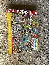 Paul Lamond Where's Wally? Wild West 1000 Piece Jigsaw Puzzle (5925)