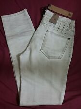 "A125 NWT- RRP $220 - Mens Stunning Ksubi ""CHITCH"" Dirty Money slim jeans"