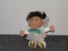 Cabbage Patch Kids Doll Holiday Themed Fairy Girl with brown hair