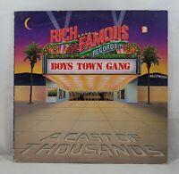Boys Town Gang - A Cast of Thousands [Vinyl Record LP]