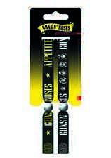 Guns N' Roses  Festival Set of 2 Wristbands