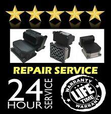 FITS BOSCH #0273004284 99 00 01 02 03 04 05 AUDI A4 ABS MODULE REPAIR SERVICE