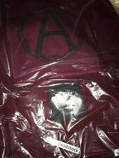 Supreme x Undercover Wool Overcoat Burgundy Medium Jacket Trench Coat Box Logo