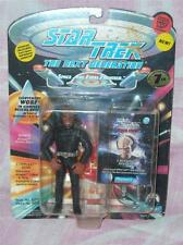 Star Trek The Next Generation, Lt. Worf in Starfleet Rescue, 1994, Playmates Noc