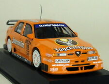 Minichamps 1/43 Scale 430 950219 Alfa Romeo 155 V6 TI DTM 95 Bartels Model Car