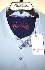 Robert Graham *Skull Heads* Polo Shirt: XL (NWT)