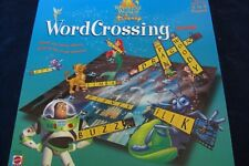 Family Childrens Kids Disney Films Board Game Quiz Word Crossing *RRP £27* VGC