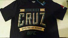 UFC's Dominick Cruz T-shirt - Size Medium